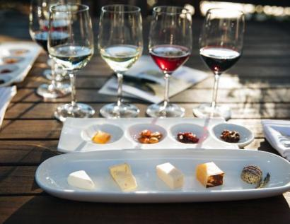 Matanzas Creek Wine and Cheese Pairing