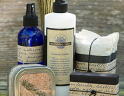 Lavender products image