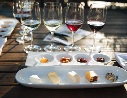 Matanzas Creek Winery Artisan Cheese Pairing