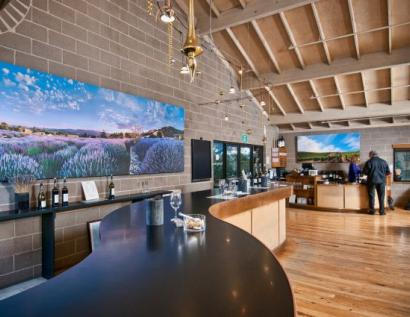 Matanzas Creek Winery Tasting Room