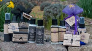 Matanzas Creek Lavender Amenity Sample Sets for Men and Women