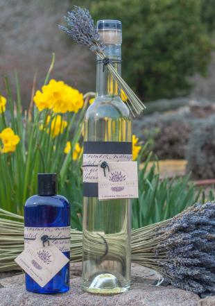 Lavender Bath, Body and Massage Oil