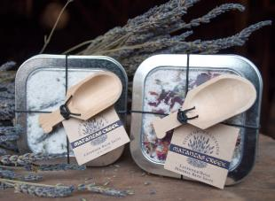 Matanzas Creek Lavender Bath Salts