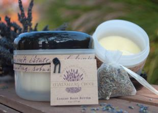 Matanzas Creek Lavender Luxury Body Butter