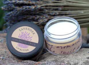Matanzas Creek Lavender Lip Butter